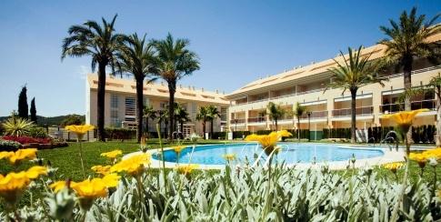 Новые апартаменты рядом с пляжем в Хавеа 1