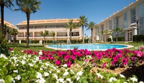 Новые апартаменты рядом с пляжем в Хавеа 6