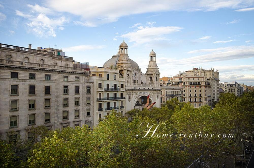 Недвижимость в барселоне в испании