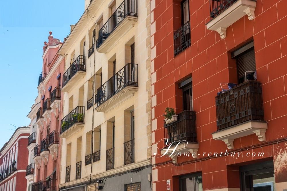 Квартира в испании купить мадрид